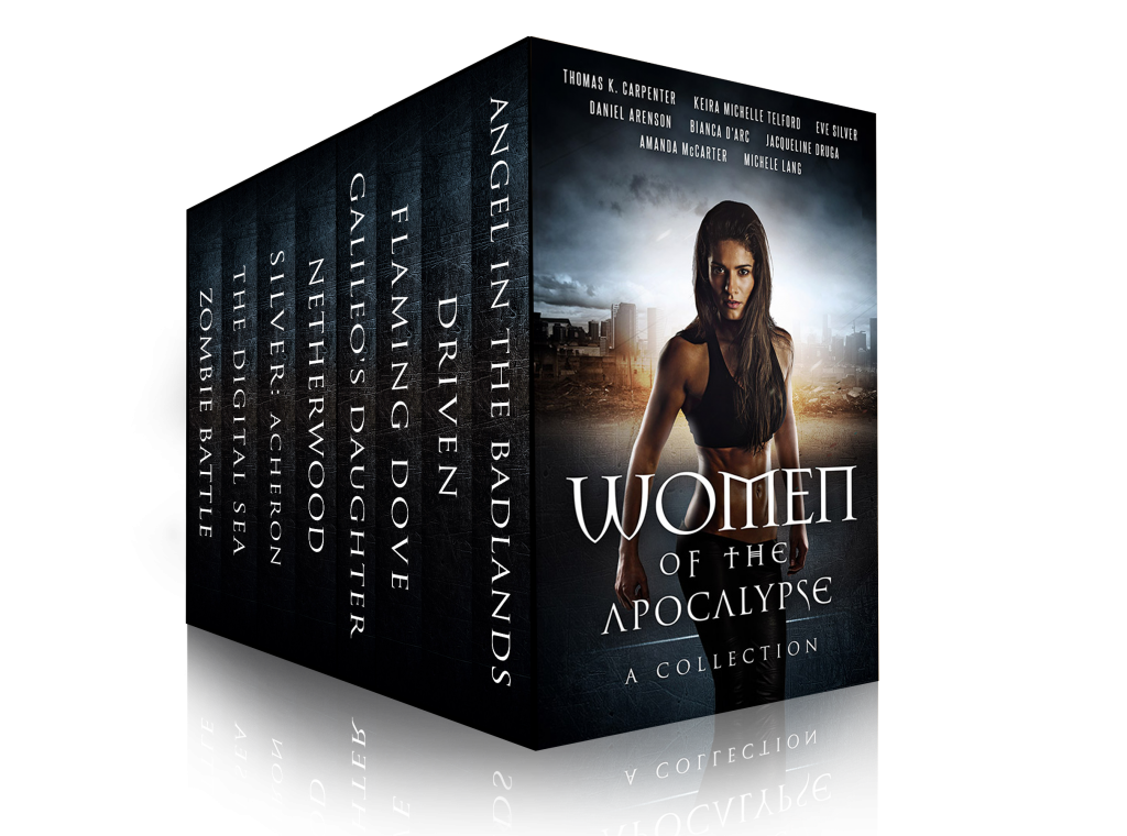 Women of the Apocalypse - 3D Bundle